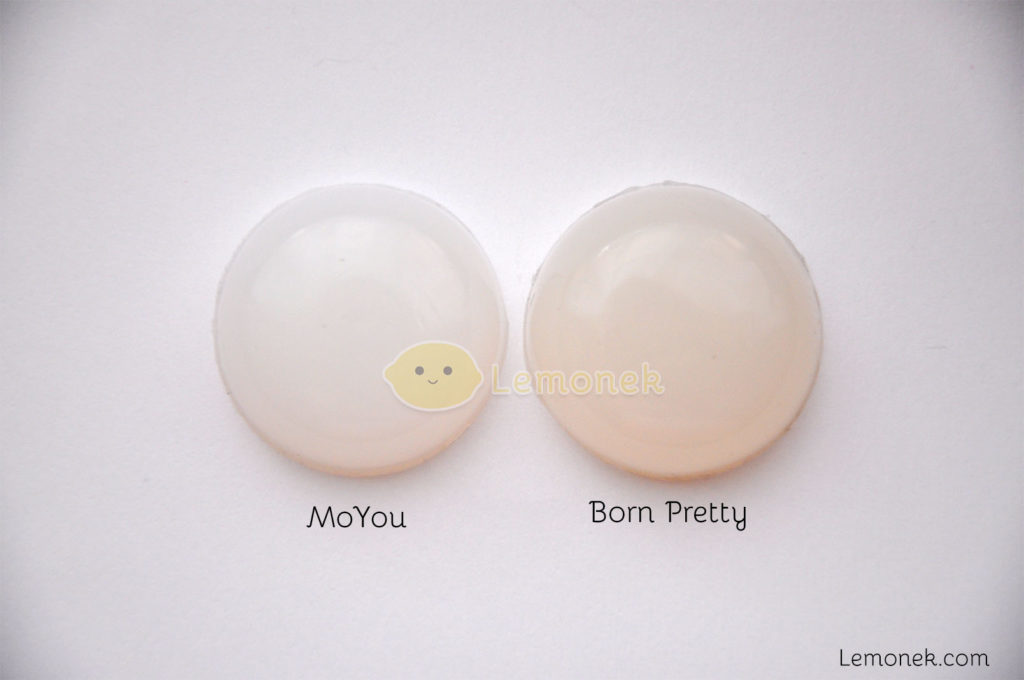 guma stempel born pretty moyou marshmallow miękki sticky transparentny