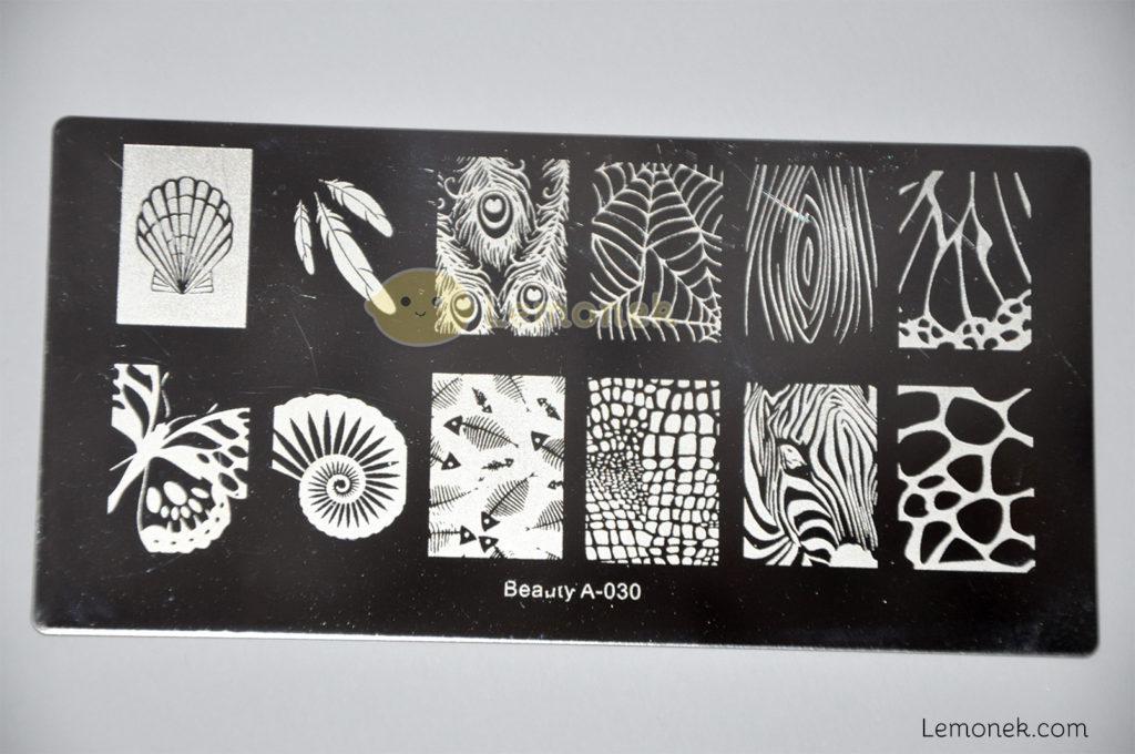 płytka moyou zamiennik fake stamping plate aliexpress french marynistyczny motyw tian xin recenzja lemonek blog pro xl zwierzęta