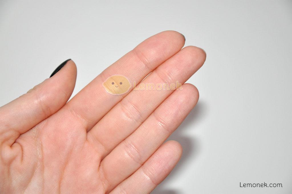 lemonek blog paznokcie krótkie przed opuszek carne koronka