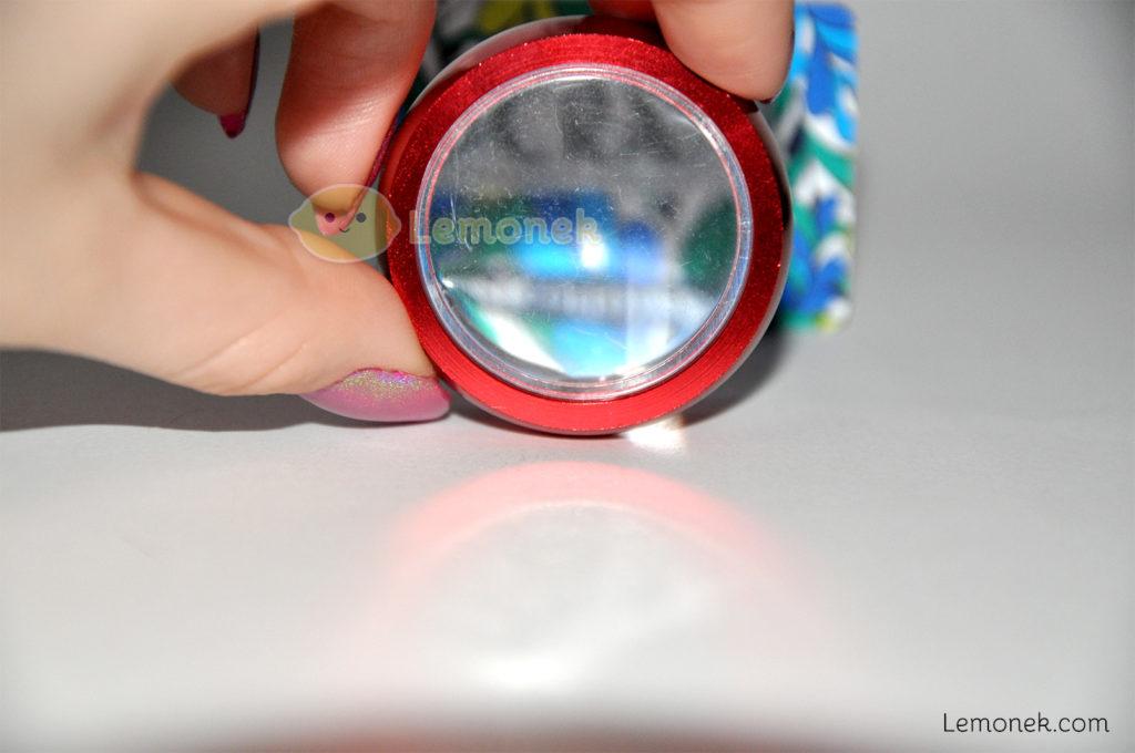 clear jelly stamper duży 4cm aliexpress widoczność