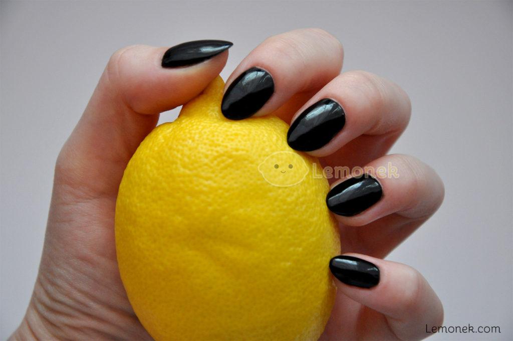 co użyłam neonail kads black eussian stempel clear jelly born pretty czarne szare w wodzie zimne