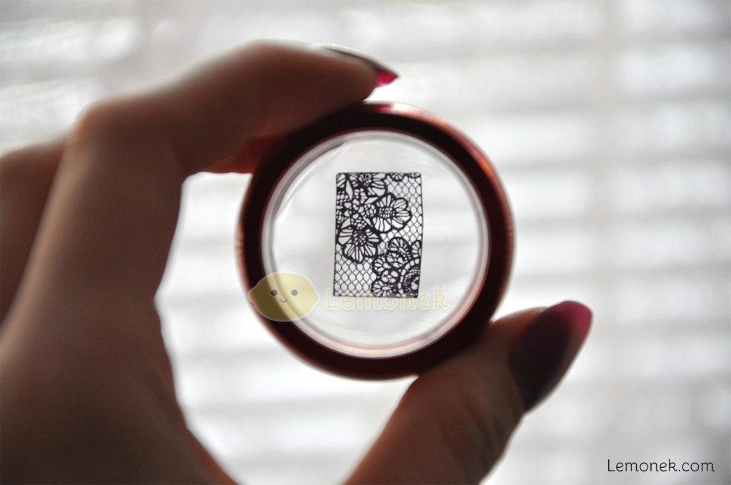 clear jelly stamper duży 4cm aliexpress widoczność wzorek stempel