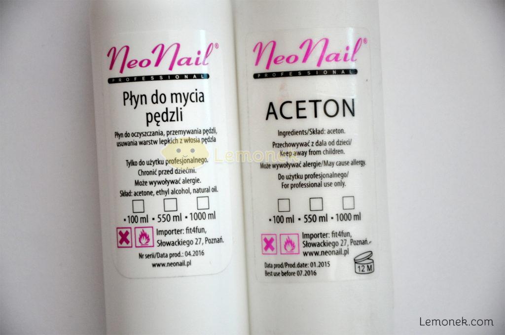 pędzelki bqan czyszczenie skład aceton płyn do czyszczenia pędzli neonail