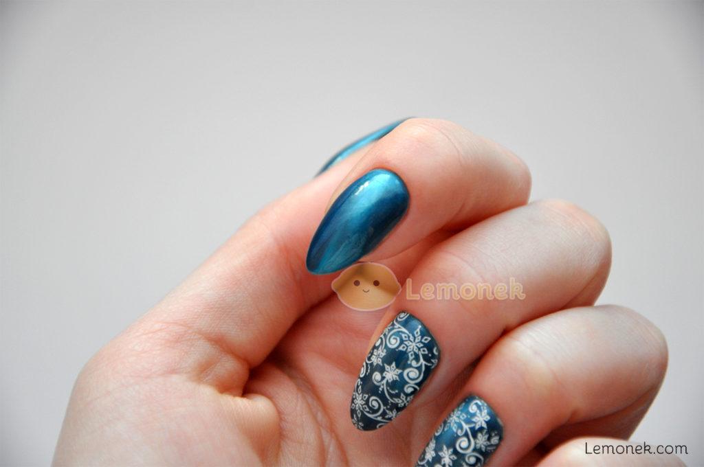 miracle nails kurs zaawansowane techniki żelowe paznokieć efekty kocie oko odrost manicure kombinowany